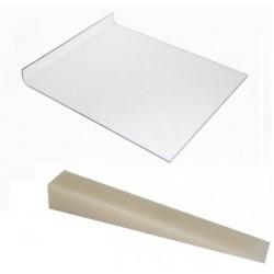 Cale + protège vitre débosselage sans peinture