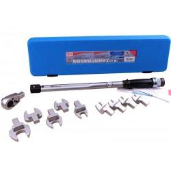 Clé dynamométrique clé plate 13 - 30 mm