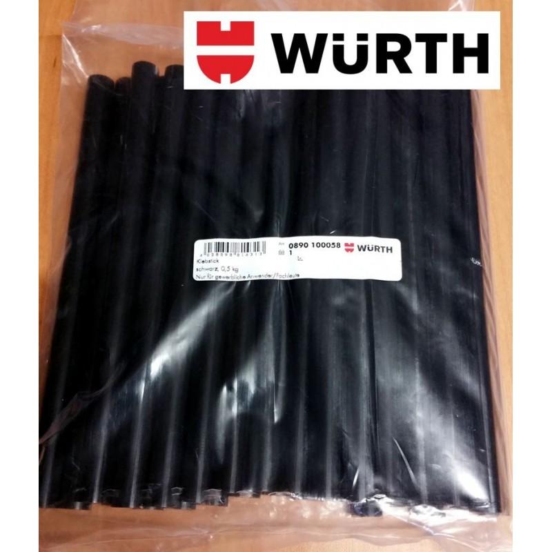 Colle noire WÜRTH 0.5 Kg