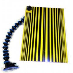 Boardline, reflecteur New design jaune