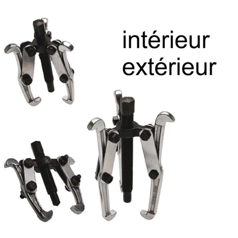 Extracteur roulement int rieur ext rieur for Extracteur roulement interieur