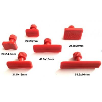 6 Pastilles DSP rectangulaire