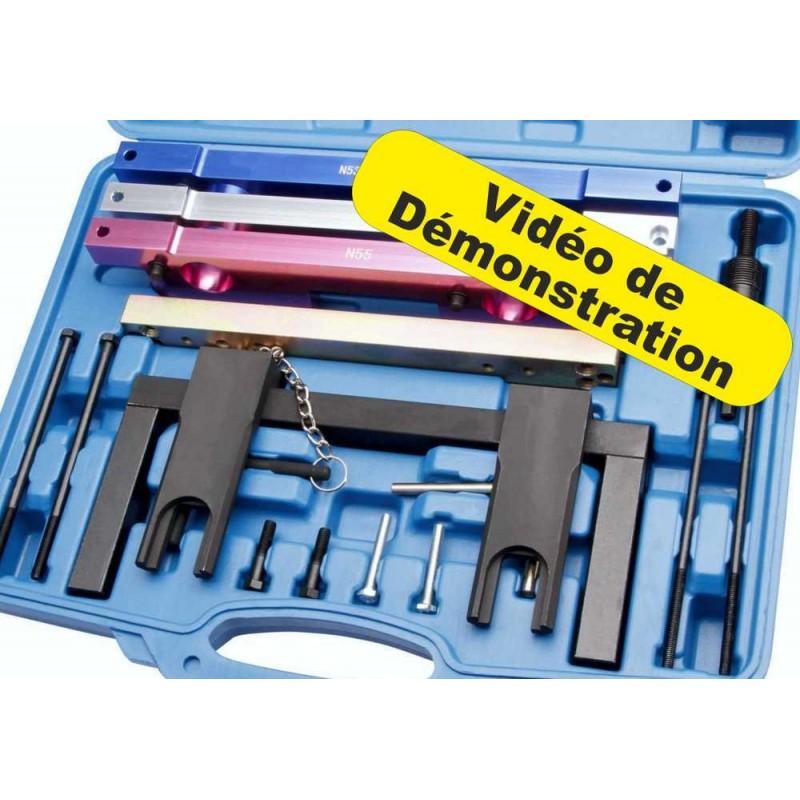 Kit calage distribution BMW N51 N52 N53 N54 N55 VANOS