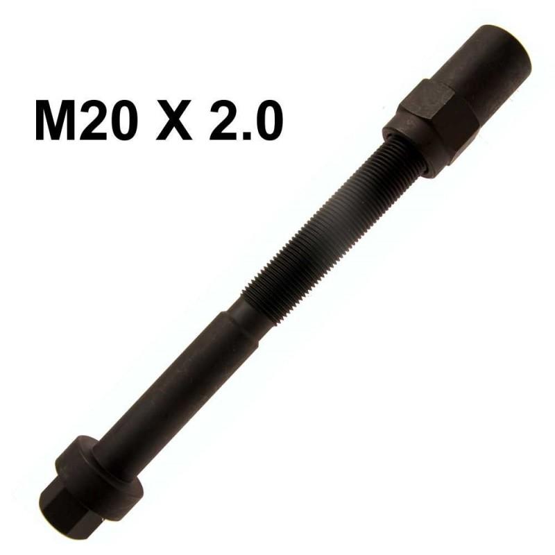 Tige filetée Extracteur roulement M20 X 2.0