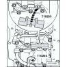 Outils T10255  VW AUDI  SEAT 1.6 et 2.0 L TDI