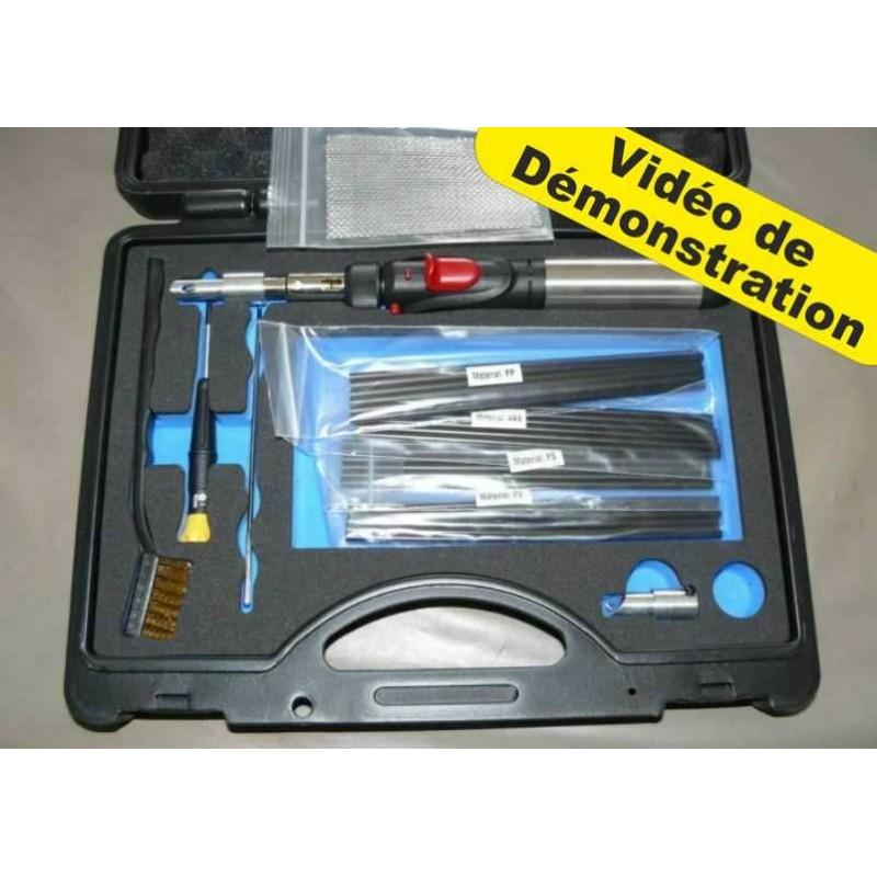 Kit de réparation plastique auto - moto