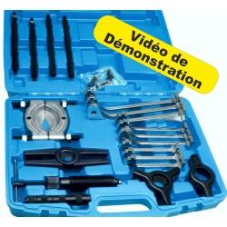 Kit Hydraulique extracteur moyeu & roulements 10T