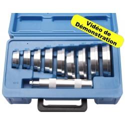 outils pour changer roulement de tambour de freins