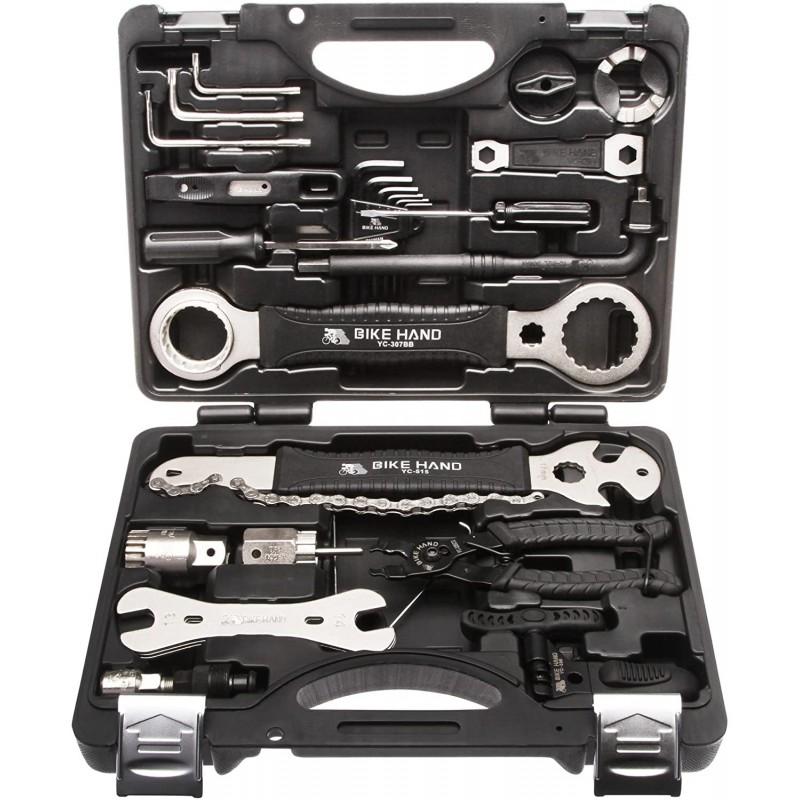 Kit outils pour vélo Shimano 22 pièces