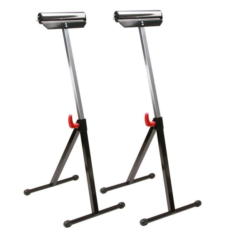 2 x Servantes d'atelier à rouleaux 60 kg