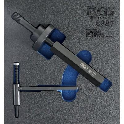 Outils couvercle boîtier distribution et pompe pour Ford 1.8 TDDi TDCi