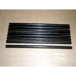 8 Bâtons de Colle noire DSP debosselage sans peinture