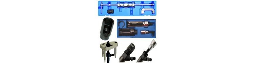 Kit arrache extracteur d' Injecteur