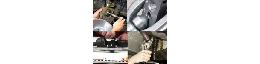 outillage chassis - essieu
