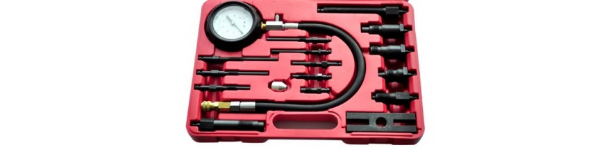 Outils diagnostique compression essence diesel