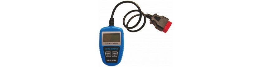 Diagnostique mesure scanner auto