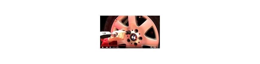 Extracteur écrou boulon antivol de roue