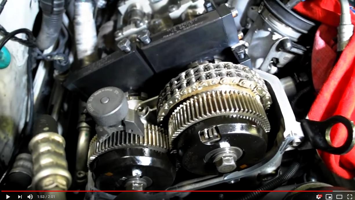 vidéo calage BMW S65 M3 M4 E90 E92 E93