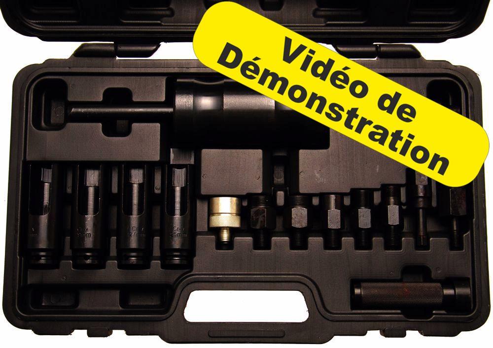 Kit extracteur injecteur Universel