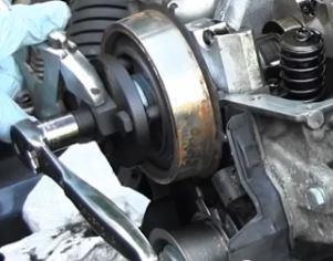 outil démontage arbre à came VW AUDI VAG